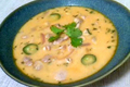 How To Make Spicy Thai Chicken Soup
